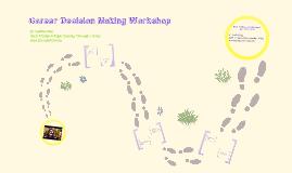 CDM Workshop