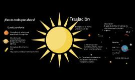 Dinámica solar y Aprovechamiento Fotovoltaico