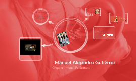 Manuel Alejandro Gutiérrez