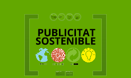 Publicitat Sostenible