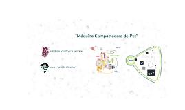 Máquina compactadora de PET