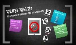 Copy of Tech Talk: