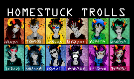 Copy of homestuck trolls