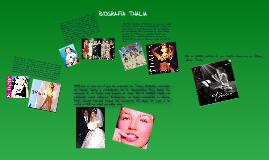 Copy of Biografia Thalia