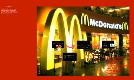 Business- Managing change-McDonald's