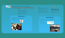 Copy of Estrategias de aprendizaje