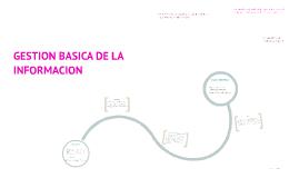 Copy of GESTION BASICA DE LA INFORMACION
