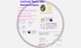 Week 6: Sarah Grand
