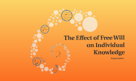 The Effect of Free Will on Individual Knowledge