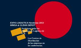 EXPO LOGISTICA Honduras 2013