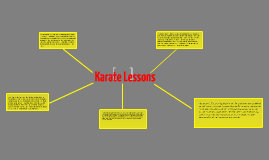 Copy of Karate Lessons