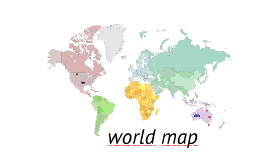 Copy of Copy of Mapa Mundi - Curso Prezi