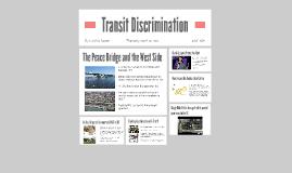 Transit Discrimination
