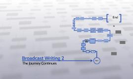 Broadcast Writing 2