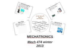 Mechatronics Lab 01