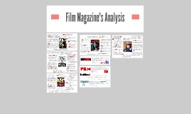 Copy of Film Magazine's Analysis