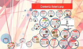Copy of Copy of Cremeria Americana