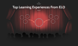 Top Learning Experiences From ELO
