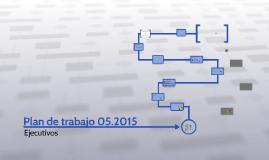 Plan de trabajo 05.2015