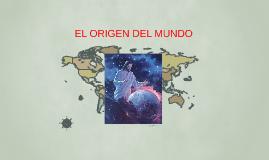 EL ORIGEN DEL MUNDO