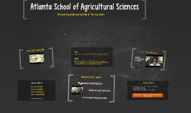 Atlanta School of Agricultural Sciences