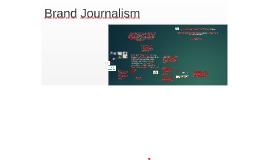 Brand Journalism e Branded Content: diálogos (im)possíveis no jornalismo de marca