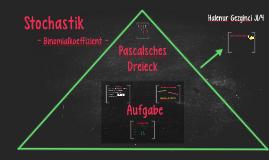 Copy of Stochastik