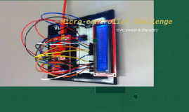 Micro-controller Challenge
