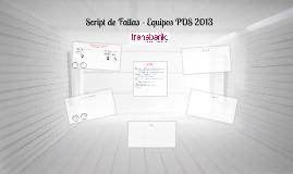 Script Fallas POS - 2013