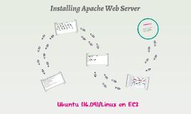 Installing Apache Web Server