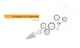 La Publicité et Le Marketing