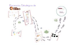 Copy of Copy of Planeación Estrategica de BIMBO