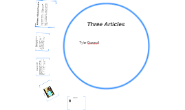 Three Articles
