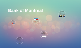 Bank of Montreal - CSR Presentation