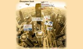 Ökosystem Stadt