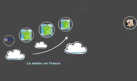 La météo en France