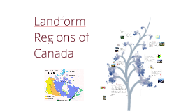 Landform Regions of Canada