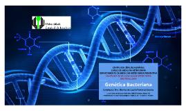 UEL - Aula 08 - Genética Bacteriana