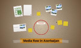 Media flow in Azerbaijan