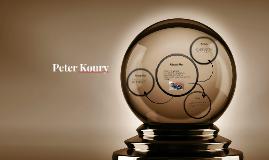 Peter Koury