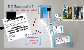 Session 3 Transferable Skills
