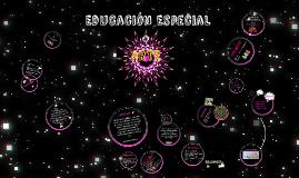 IEFI EDUCACION ESPECIAL 2016