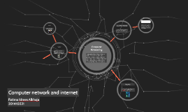 Computer network and internet