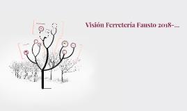Vision Ferreteria Fausto 2018-...