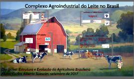 CAI Leiteiro no Brasil