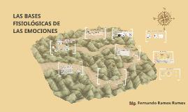 Copy of Copy of Bases Fisiologicas de las Emociones