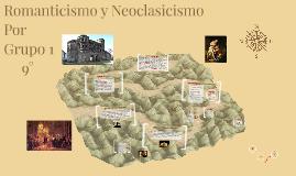 Romanticismo y Neoclasicismo