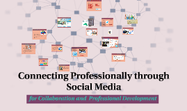 Connecting Professionally through Social Media