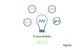E-save Mobile