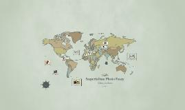 Imperialism Photo Essay